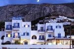 ΠΕΛΑΓΟΣ, Ξενοδοχείο, Όρμος Αιγιάλης, Αμοργός, Κυκλάδων