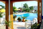 ELECTRA PENSION, Camere in affitto & appartamenti, National Old Road, Maleme, Chania, Crete