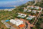 GOLDEN VILLAS, Hotel z umeblowanymi apartamentami, Drapanos, Limenas Chersonissou, Iraklio, Crete