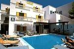 MARIOS, Rooms to let, Makedonias, Kamari, Santorini, Cyclades